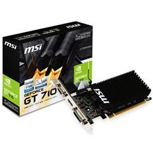 MSI GT 710 1GD3H LP Graphics Card